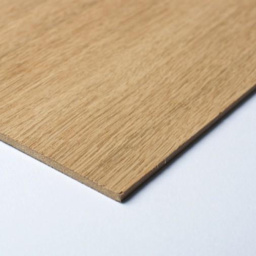 Veneered MDF wood sheet